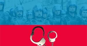 Полицейский Азербайджан (коллаж: newcaucasus.com)