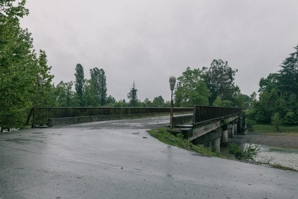 Мост через Ингури, фото Andrew Ghilan