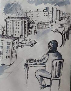 Иллюстрация Тамар Двалишвили