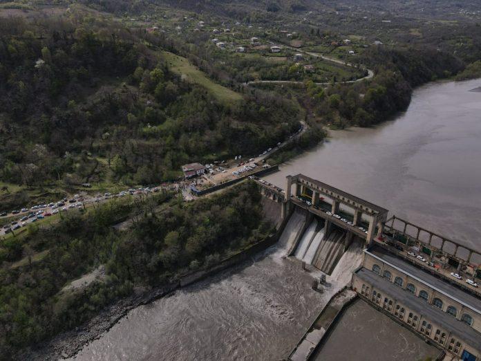 Намахвани ГЭС