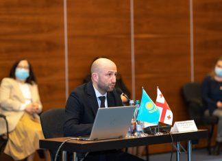 Фото с официальной страницы в Фейсбук Казахстанско-грузинского экономического объединения